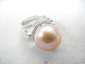 Pearl Jewelry- Ring